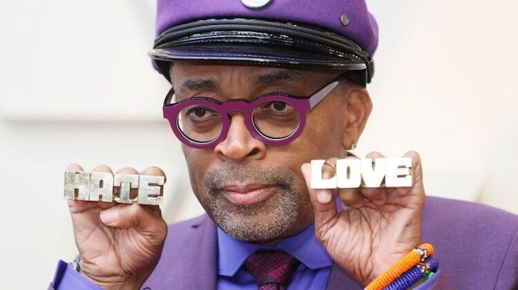 Spike Lee - Black History Month - Snacks Not Included
