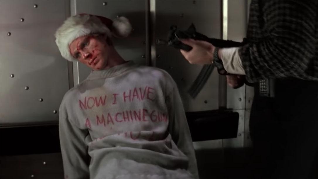 Alternative Christmas Movies - Die Hard